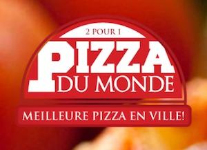 Pizza du Monde - Estrie / Canton de l'est, Magog