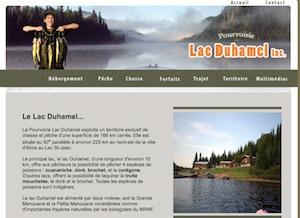 Pourvoirie Lac Duhamel - Capitale-Nationale, Ville de Québec (V) (Sainte-Foy)