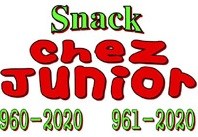 Snack Chez Junior - Côte-Nord / Duplessis, Sept-Îles