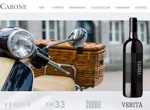Vignoble Carone Wines - Lanaudière, Lanoraie