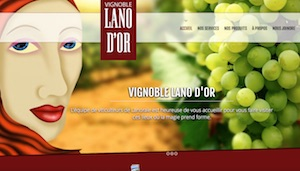 Vignoble Lano d'Or - Lanaudière, Lanoraie
