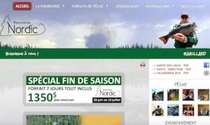 Pourvoirie Nordic - Saguenay-Lac-Saint-Jean, Alma (Lac-St-Jean)