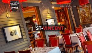 Restaurant Le St-Vincent - Chaudière-Appalaches, Vallée-Jonction (Beauce)