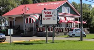Restaurant Folies Glacées - Chaudière-Appalaches, Lévis (Lévis) (Saint-Nicolas)