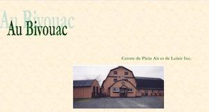 Au Bivouac - Estrie / Canton de l'est, Magog