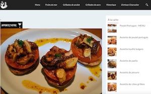 Restaurant Le Poulet Portugais - Capitale-Nationale, Ville de Québec (V)