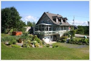 Gite Au Soleil Couchant - Chaudière-Appalaches, Saint-Damien-de-Buckland (Bellechasse)