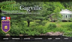 Chalet Gagville - Lanaudière, Mandeville