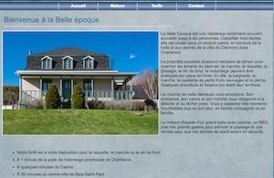 Maison La Belle Époque - Charlevoix, Clermont