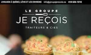 Le Groupe je Reçois - Capitale-Nationale, Ville de Québec (V)