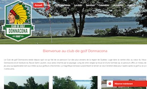 Club de Golf Donnacona - Capitale-Nationale, Donnacona