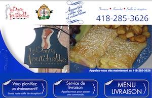 Restaurant La Bonne Fourchette - Pub Totem - Capitale-Nationale, Donnacona