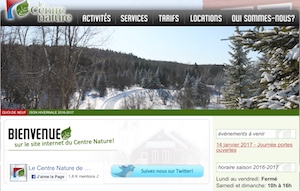 Centre Nature St-Basile de Portneuf - Capitale-Nationale, Saint-Basile-de-Portneuf