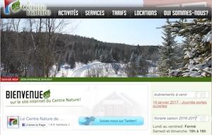 Centre Nature St-Basile de Portneuf - Capitale-Nationale, Saint-Basile-de-Portneuf