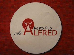 Restaurant St-Alfred - Capitale-Nationale, Portneuf