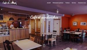 Restaurant Le Café du Village - Chaudière-Appalaches, Lévis (Lévis) (Saint-Nicolas)