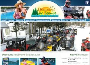 Camping Domaine du Lac Louise - -Centre-du-Québec-, Saint-Louis-de-Blandford
