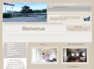 Motel Marie-Dan - -Centre-du-Québec-, Sainte-Eulalie