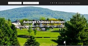 Auberge Chateau-Bromont - Estrie / Canton de l'est, Bromont