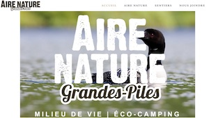 Aire Nature - Mauricie, Grandes-Piles
