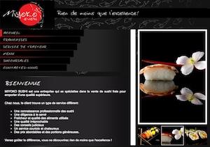 Restaurant Miyoko Sushi - Laurentides, Mirabel
