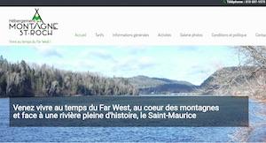 Hébergement Montagne St-Roch - Mauricie, Saint-Roch-de-Mékinac