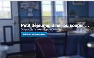 Restaurant Café l'Échouerie - Bas-Saint-Laurent, L'Île-Verte