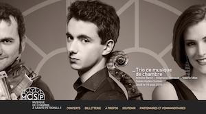 Musique de chambre - Capitale-Nationale, (M) Saint-Pierre-de-l'Île-d'Orléans