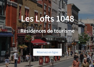 Les Lofts 1048 - Capitale-Nationale, Ville de Québec (V)