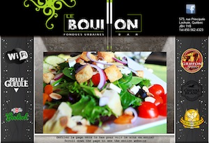 Restaurant Le Bouillon - Laurentides, Lachute