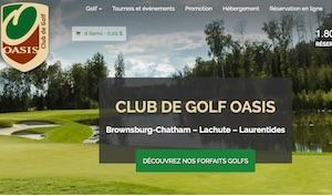 Golf et Auberge Oasis - Laurentides, Lachute