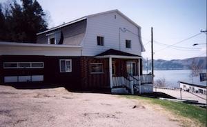 Maison-Vacances Chez-Vous Chez-Nous - Saguenay-Lac-Saint-Jean, Sainte-Rose-du-Nord (Saguenay)