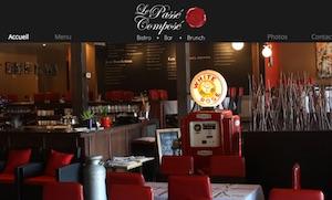 Restaurant Bistro Le Passé Composé - Laurentides, Saint-Sauveur