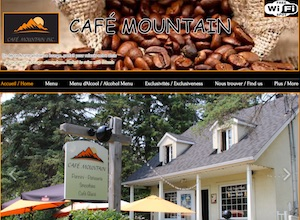 Café Mountain - Laurentides, Saint-Sauveur
