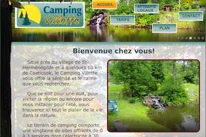 Camping Villette - Estrie / Canton de l'est, Saint-Herménégilde