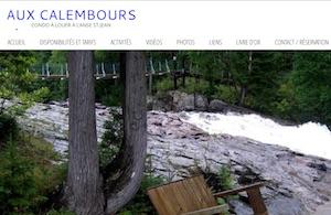 Aux Calembours - Saguenay-Lac-Saint-Jean, L'Anse St-Jean (Saguenay)