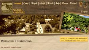 Nature Aventure Matépédia-Gaspésie - Gaspésie, Matapédia