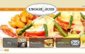 Restaurant L'Eggs Oeufs - -Centre-du-Québec-, Drummondville