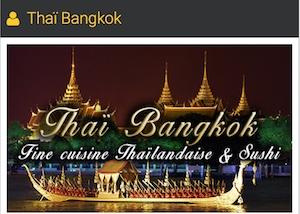 Restaurant Thai Bangkok - -Centre-du-Québec-, Drummondville