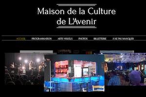 Maison de la Culture de l'Avenir - -Centre-du-Québec-, L'Avenir