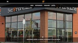 Restaurant Ben & Florentine - -Centre-du-Québec-, Drummondville
