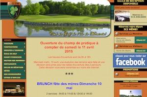 Club du Golf de l'Île de Montréal - Montréal, Ville de Montréal