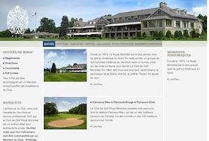 The Royal Montréal Golf Club - Montréal, Montréal