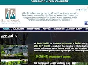 Havre Familial - Lanaudière, Sainte-Béatrix