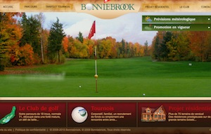 Golf Bonniebrook - Laurentides, Saint-Colomban