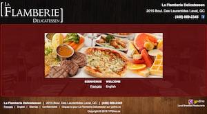Restaurant La Flamberie - Laval, Laval