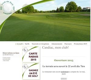 Club de Golf de Candiac - Montérégie, Candiac