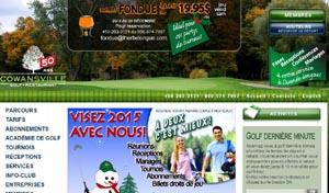 Le Club De Golf Cowansville - Estrie / Canton de l'est, Cowansville