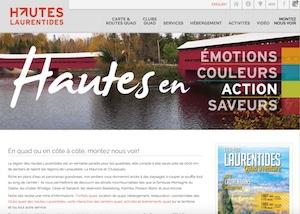 Quad-Aventure - Laurentides, Notre-Dame-du-Laus