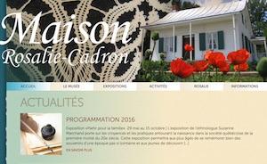 Maison Rosalie-Cadron - Lanaudière, Lavaltrie